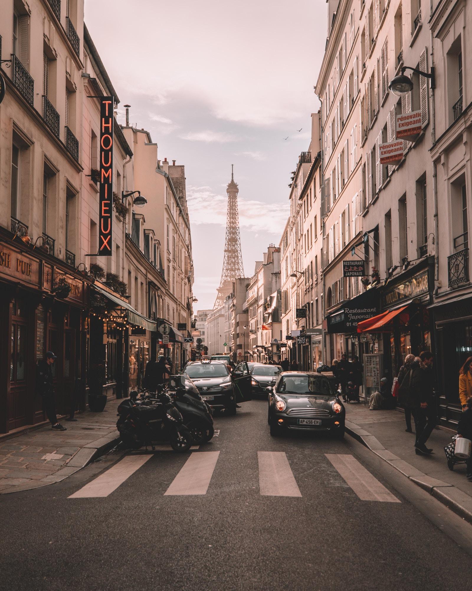 3 perfect days in Paris