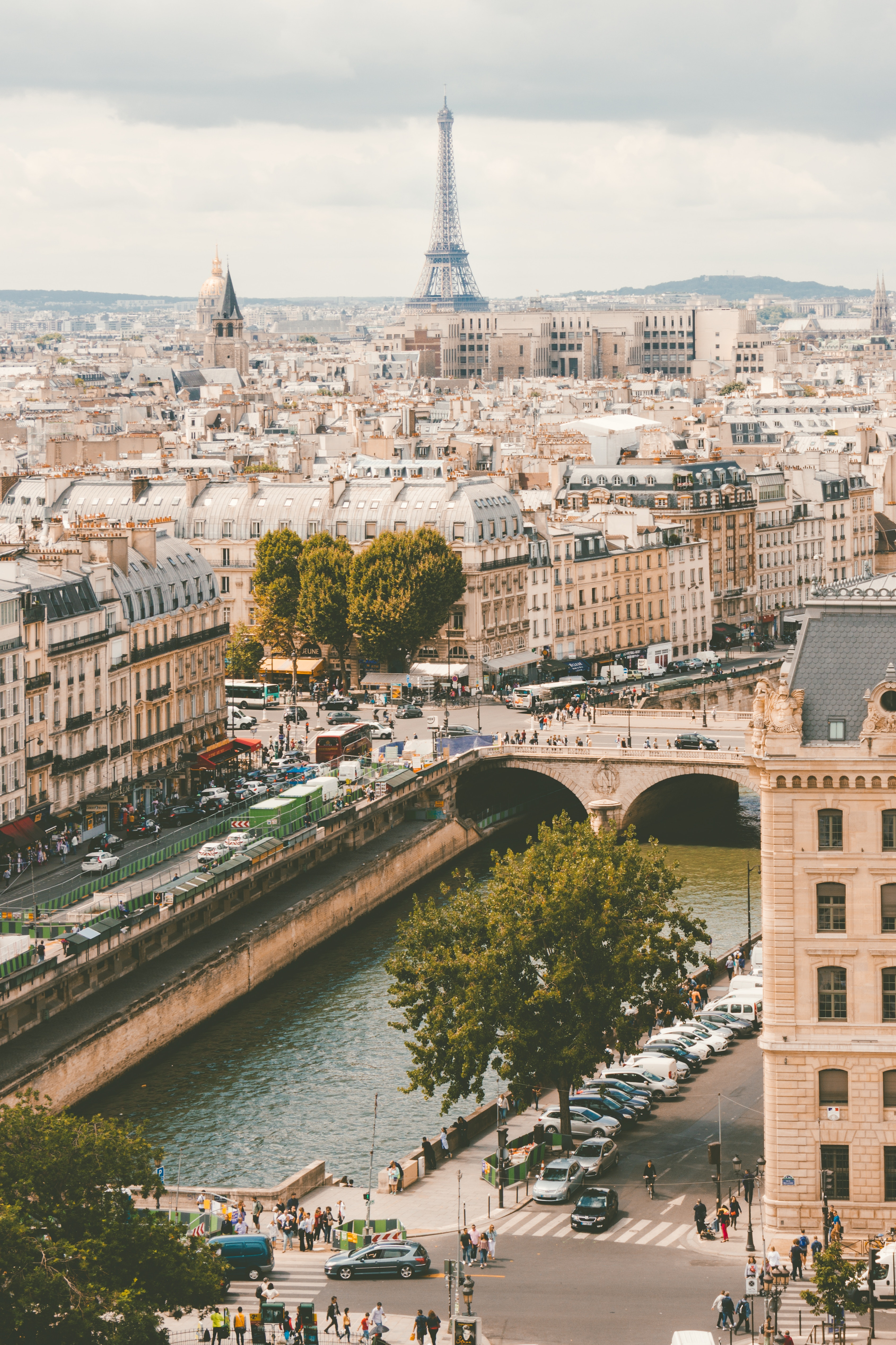 Most iconic views in Paris of Paris (to see for free)