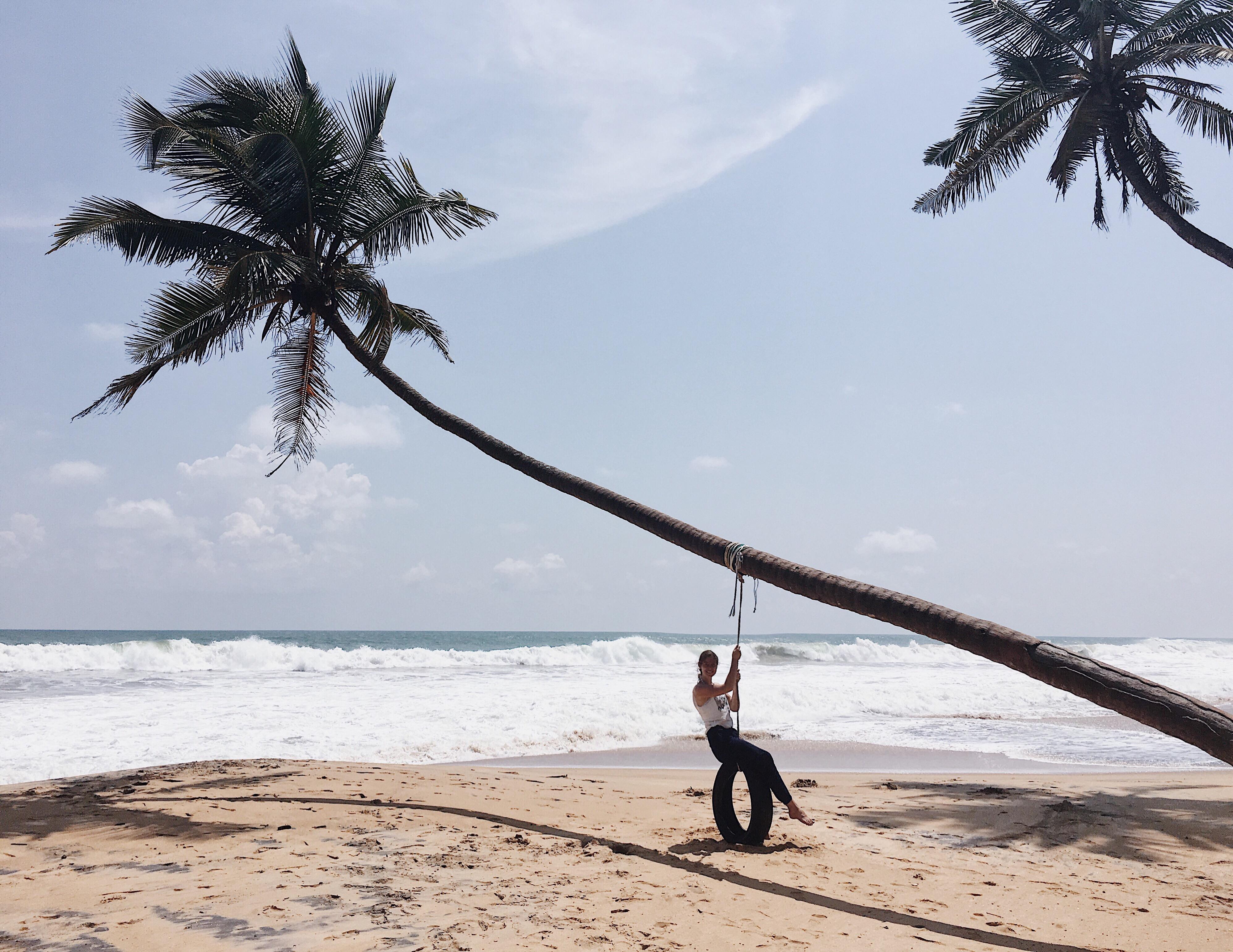17 days through Sri Lanka
