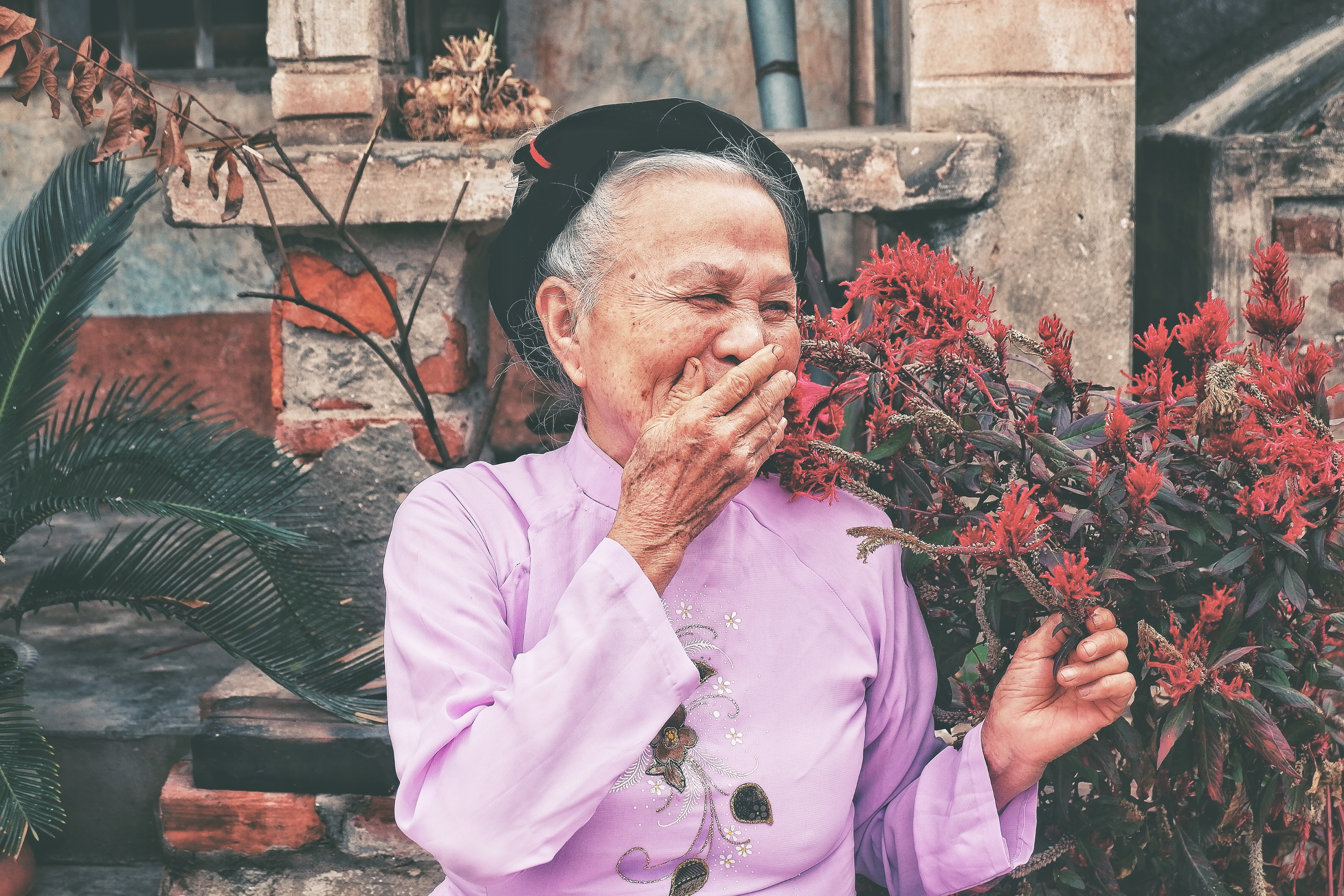 Secrets to a happy, healthy and long life